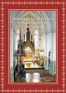 knygelė apie Rokiškio bažnyčią