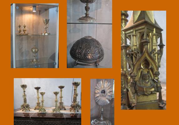 bažnyčios muziejus