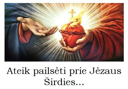 Švč. Jėzaus Širdis